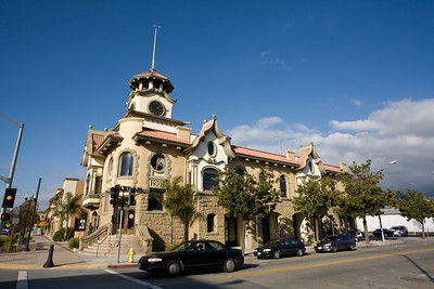 Old City Hall, Gilroy, CA