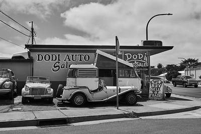 Classic Car Dealer in Monterey, California