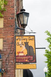 Alley Cat Cafe, Quincy, CA