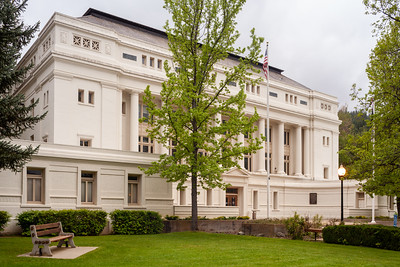 Plumas County Courthouse, Quincy, CA