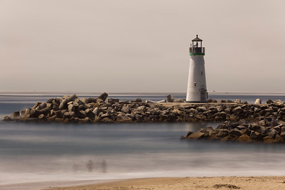 Santa Cruz Breakwater (Walton) Lighthouse