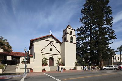 San Buenaventura Mission, Ventura California