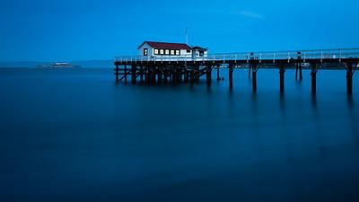 Blue Hour, San Francisco