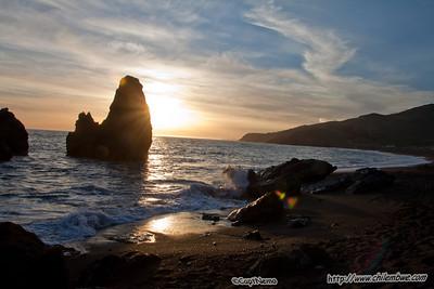 Marin Headlands and San Francisco, May 2011