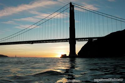 SanFrancisco, Golden Gate