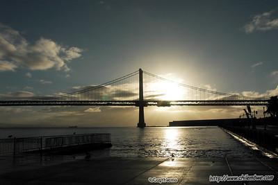SanFrancisco Bay bridge