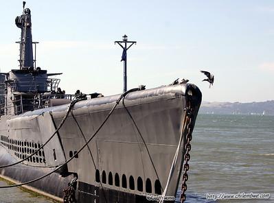 SanFrancisco U-boat, submarine