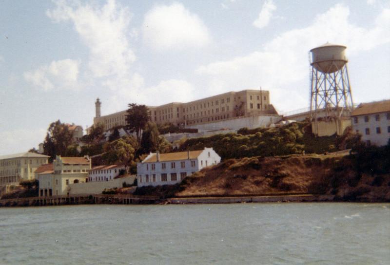 Alcatraz Island, September 1967.