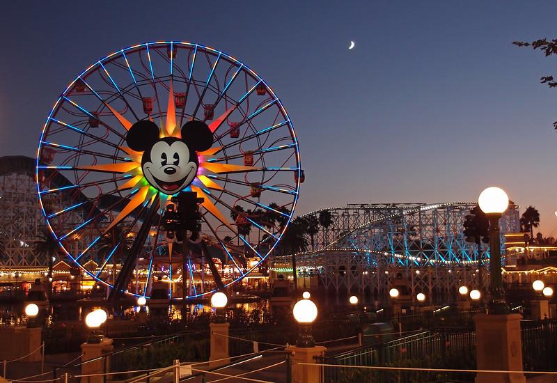 Disney California Adventure - 1 Sept 2011
