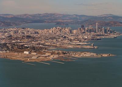California Trip - Aerial Shots