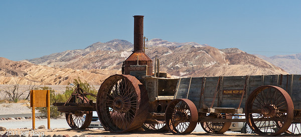 Furnace Creek, Death Valley National Park