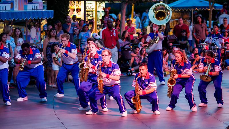 Disneyland - 2 July 2015
