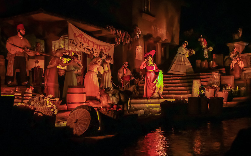 Pirates at Disneyland - 7 Feb 2013