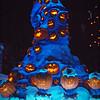 Inside the Haunted Mansion at Disneyland - 27 Sept 2011