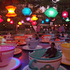 Teacups at Disneyland - 27 Sept 2011