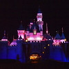 Sleeping Beauty's Castle at Disneyland - 15 Jan 2011