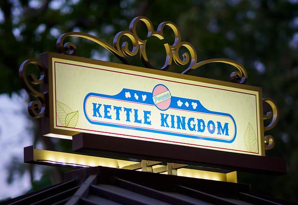 Downtown Disney - 17 Apr 2015