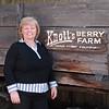 Nancy at Knott's Berry Farm - 25 Nov 2010