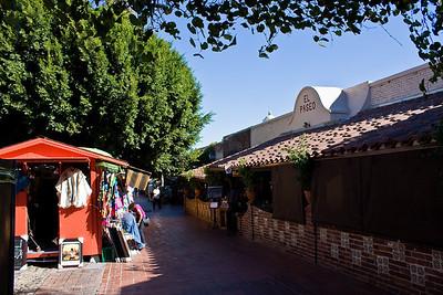 Olvera Street - Los Angeles