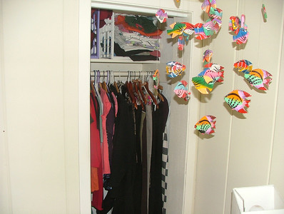 "closet in ""master"" bedroom"