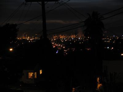 Richmond (Ca) lights