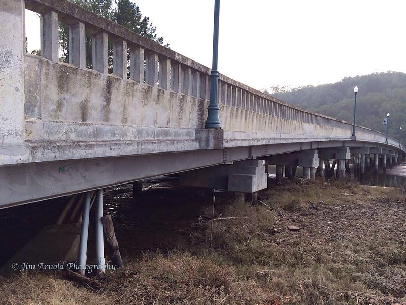 Bon Air Bridge - Greenbrae