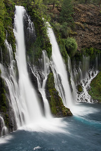 McArthur-Burney falls.  California.