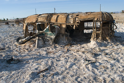 Trailer for sale.  Lightly used, may need exterior paint.   Bombay Beach, Salton Sea.