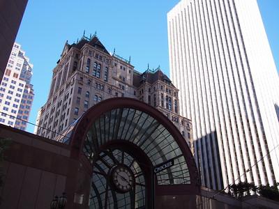 Downtown SFO