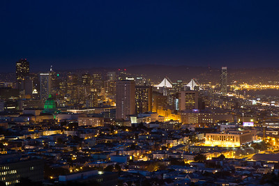 San Francisco Night
