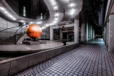 Golden Globe - The Embarcadero Ball