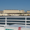 San Quentin State Prison from the Larkspur Ferry