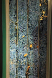 The wiring inside a Cray-1.  Maintainable!