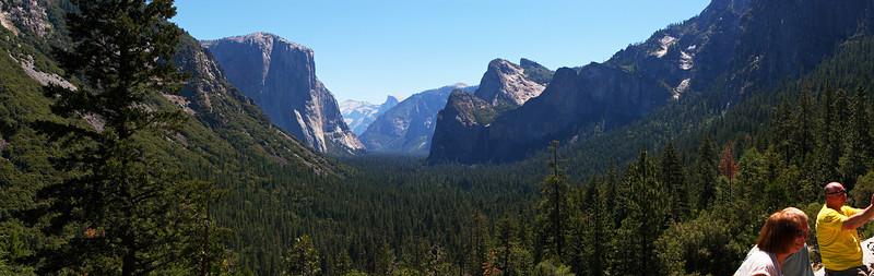 Yosemite - Monterey - San Diego