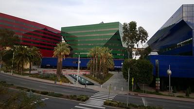RGB buildings? Ok sure.
