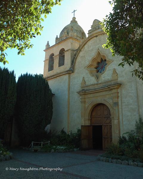 Carmel Mission Church, Carmel, CA
