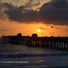 SanClemente Pier at sunset, San Clemente, CA