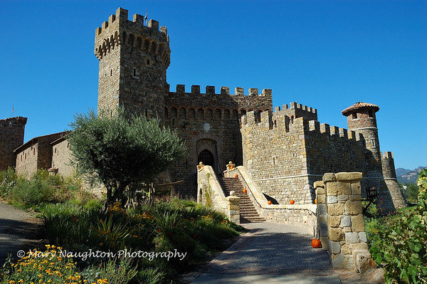 Castello di Amorosa, St. Helena