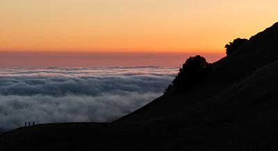 Mt. Tam Sunset