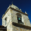 Carmel Mission bell tower, Carmel, CA