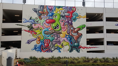 More awesome building murals