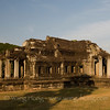 Angkor Wat - South Library in early morning