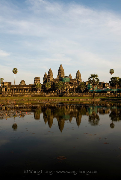 Angkor Wat late afternoon