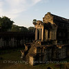 Angkor Wat - small south Library