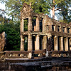 Preah Khan, a side hall