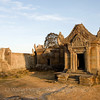 Preah Vihear in early mornin