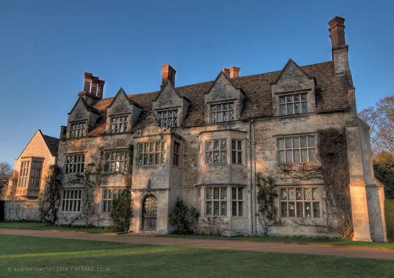 Anglesey Abbey, Cambs