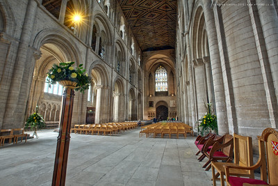 Cambs - Peterborough Cathedral