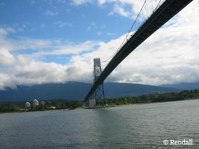 Lions Gate Bridge Vancouver, BC