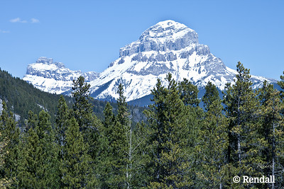 Crowsnest Mtn, Crowsnest Pass, Alberta